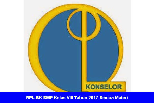 RPL BK SMP Kelas VIII Tahun 2017 Semua Materi