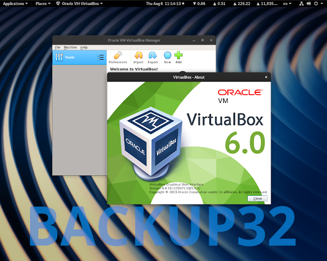 Install Oracle VirtualBox 6.0 on Fedora 30/29/28