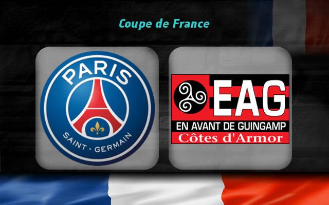 Paris Saint Germain vs Guingamp Full Match & Highlights 24 January 2018