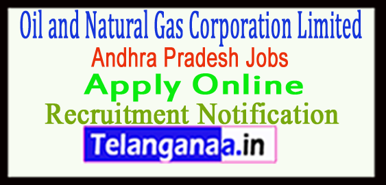 ONGC Oil and Natural Gas Corporation Limited Recruitment Notification 2017 Apply