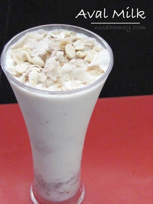 aval milkshake