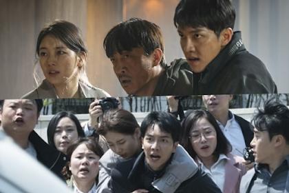 VAGABOND Episode 13 diundur, Lee Seung Gi dan Suzy Alami Serangan Bertubi-tubi