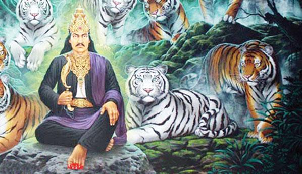 Prabu Siliwangi, Raja Sunda Ternama