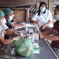 Rutin, Bidan Pasar Pangururan Melaksanakan Pospindu PTM