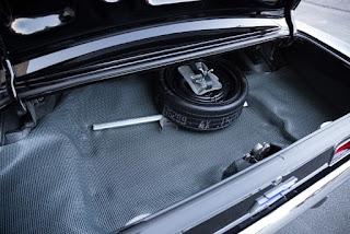 1969 Chevrolet Camaro COPO Clone Baggage