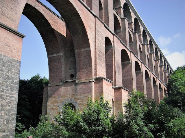 Gölchtalbrücke - The world's largest brick viaduct
