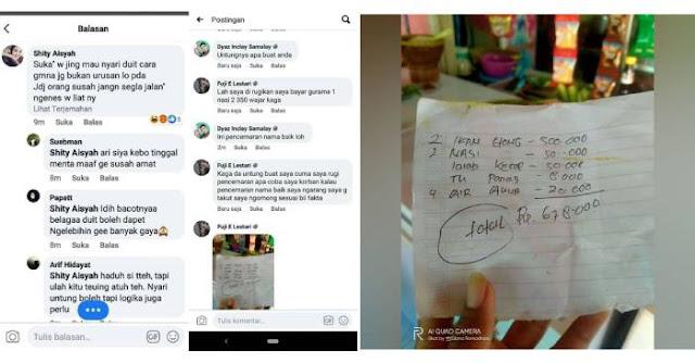 Viral Curhat Pembeli Nasi Gurame Seharga Rp 1,3 Juta di Warung Karawang