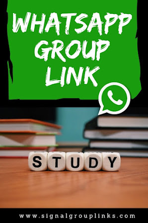 Study WhatsApp Group Links