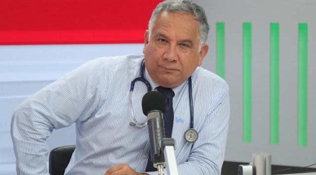 ¡Buena noticia! Dr. Armando Massé superó el covid-19 y vuelve a Médicos en Acción