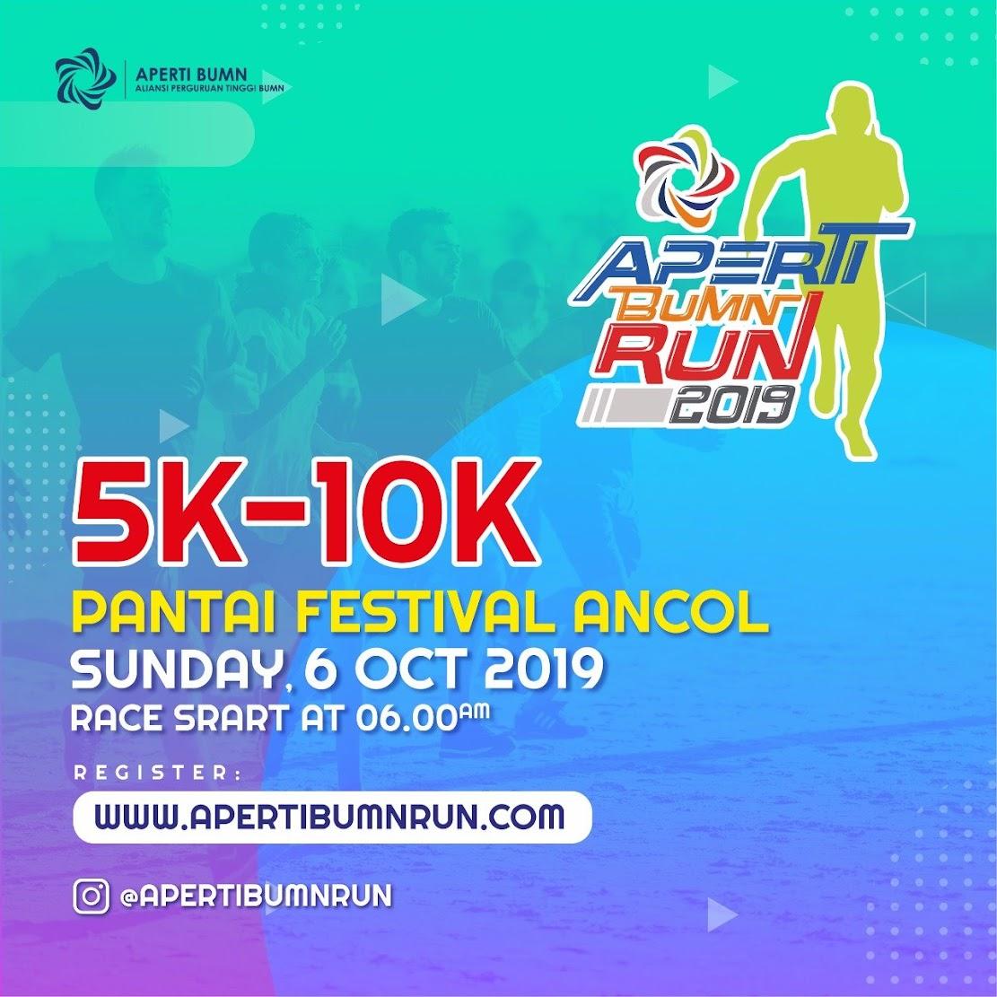 Aperti BUMN Run • 2019