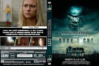CARATULA LUZ OSCURA-DARK LIGHT 2019[COVER DVD]