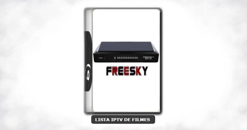 Freesky Max 4K nova Atualização com Melhorias no IKS V3.5.5