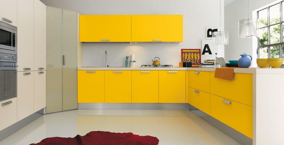 Diseños para gente atrevida - Cocinas con estilo