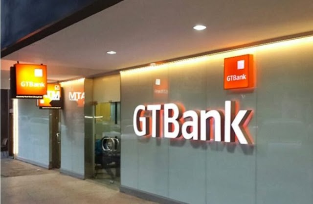 GTBank Named Africa's Most Desired Brand