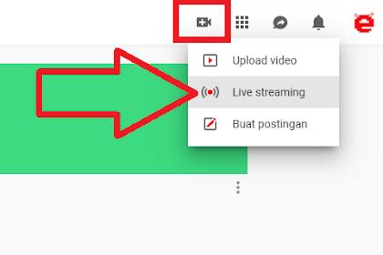 Tutorial Streaming YouTube Menggunakan OBS