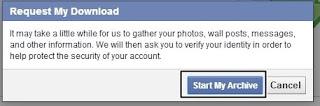Cara Mengembalikan Pesan Terhapus di Facebook