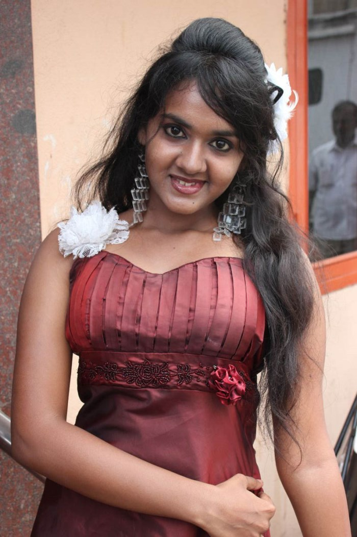 Tamil Actress Sahana Hot Stills - Masala Gallery-9184