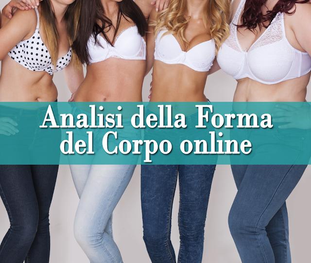 Analisi della Forma del Corpo online