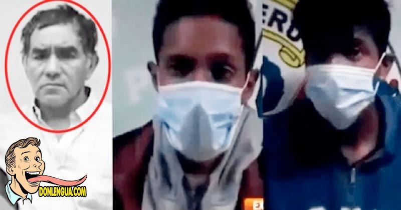 Venezolanos se hicieron amigos de un peruano para luego robarlo y asesinarlo