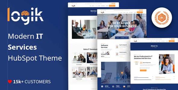 Best IT Solutions & Technology HubSpot Theme
