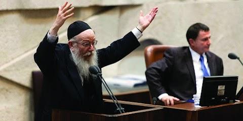 Korrupció miatt vádemelést javasol a rendőrség az egyik ultraortodox párt vezetője ellen Izraelben