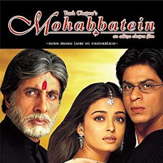 Album Lengkap Lagu India Mohabbatein