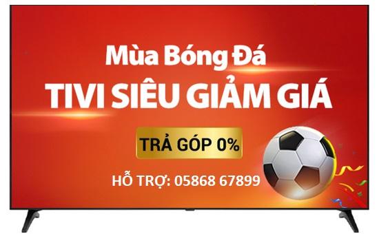 Mua Smart Tivi Trả Góp 0 Giá rẻ Thái Lan UHD, 4K Android Casper