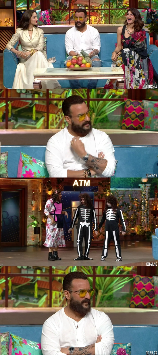 The Kapil Sharma Show 18 September 2021 HDTV 720p 480p 300MB