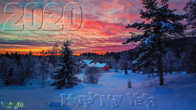 Full HD New Year 2020 Desktop Wallpapers Download
