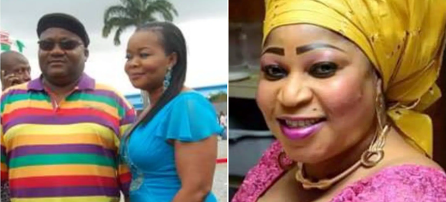 Actress, Bimbo Oshin's late hubby, Dudu Heritage's other wife and kids exposed (photos)