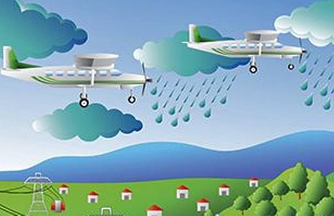 Cloud Seeding India