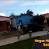 Chuva com ventania muito forte destelha casas em Taboleiro Grande/RN na tarde desse domingo