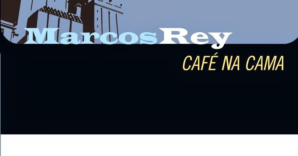 Capas de Livros (Brasil): Café na cama (Marcos Rey)