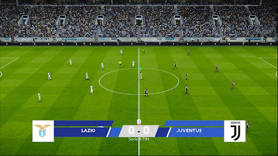 PES 2020 Italy Scoreboard Pack by SG