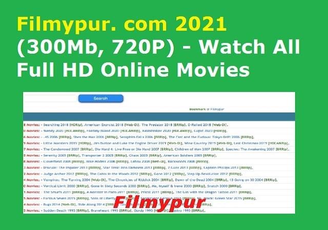 Filmypur. com 2021