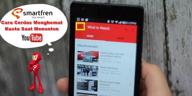 Cara Cerdas Menghemat Kuota Saat Menonton Youtube