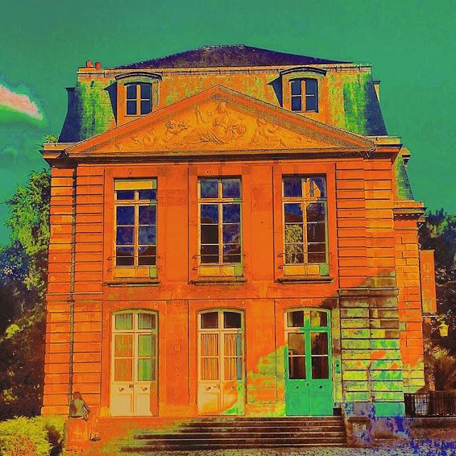 Jardin de Plantes I Paris I Travelling Hopper