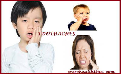 Toothache: Symtoms, Prevention, Treatment and Home Remedies