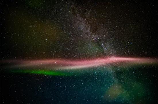 Aurora borealis STEVE - Img 1