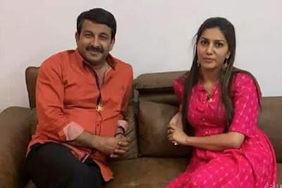 Manoj Tiwari Says Sapna Choudhary Will Join Bjp For Election 2019