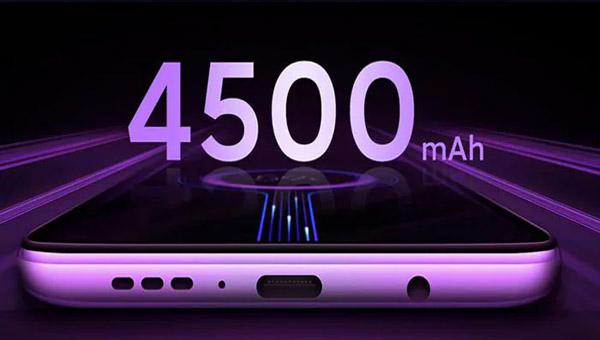 Redmi K30 4G بطارية الهاتف 4500mAh