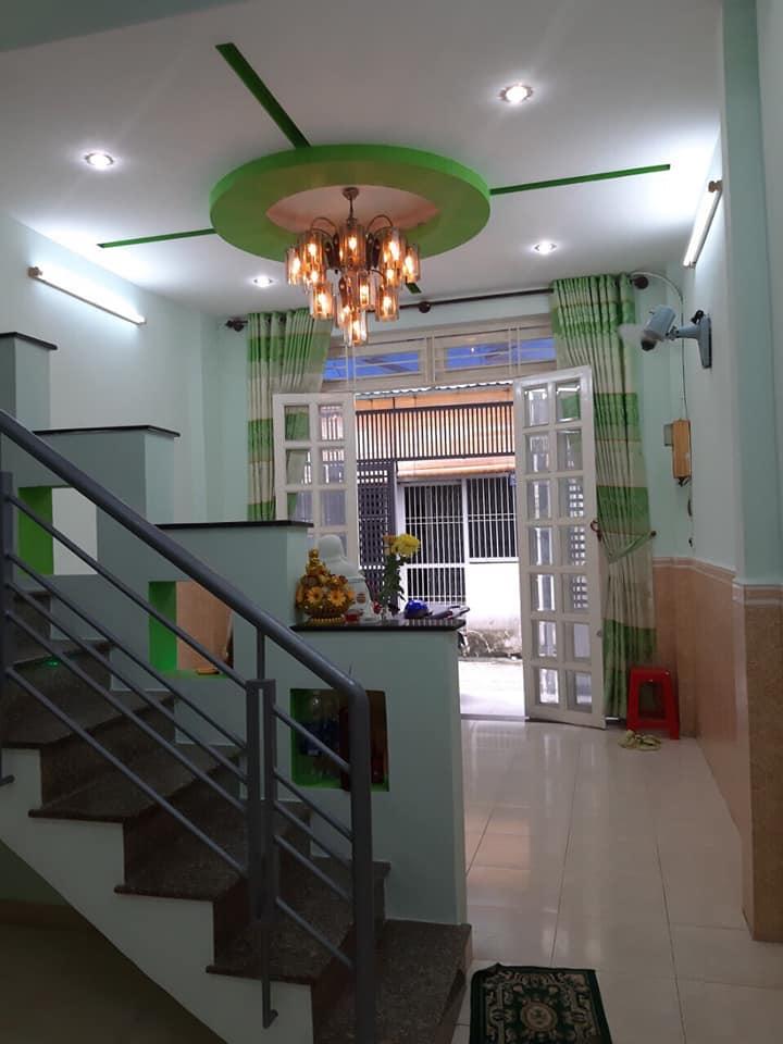 Bán nhà hẻm 80 Miếu Gò Xoài phường Bình Hưng Hòa A quận Bình Tân. DT 4x11m