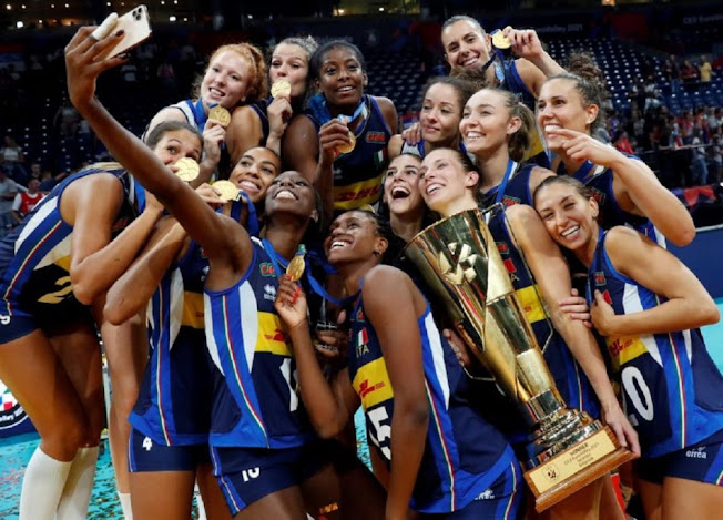 Volley, Italia campione d'Europa: con la Serbia il riscatto di Tokyo