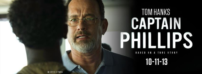 ตัวอย่างหนังใหม่ : Captain Phillips (กัปตันฟิลลิปส์ ฝ่านาทีระทึกโลก)  ซับไทย poster