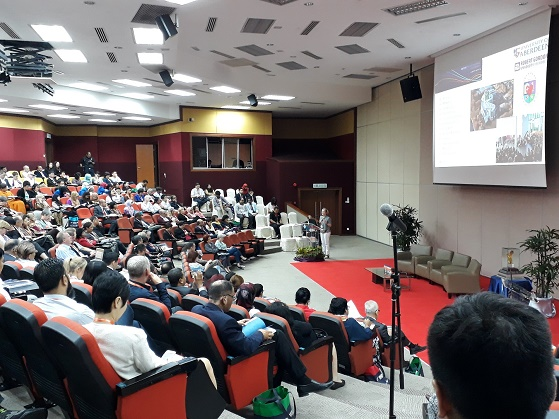 At IMEC-2017, IMU, KL, Malaysia