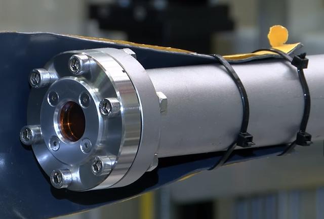XFEL (European X-ray Free Electron Laser) Το ισχυρότερο λέιζερ ακτίνων-Χ