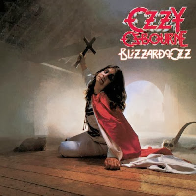Ozzy Osbourne Blizzard of Ozz 1980