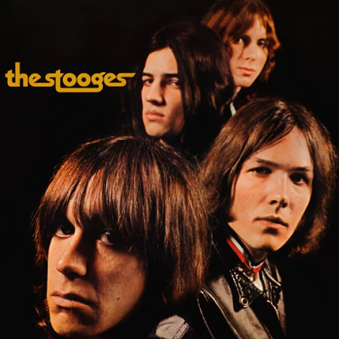 The Stooges - The Stooges (1969, Garage Rock, Protopunk) [FLAC]