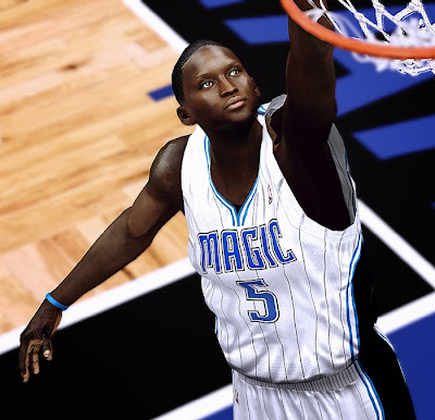 2K Victor Oladipo Accurate Face Patch