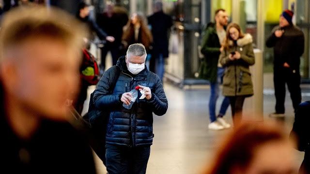 10 ملايين من سكان هولندا سيصابون بفايروس كورونا